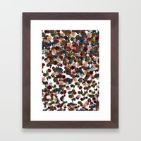 Mini Floral Framed Art Print