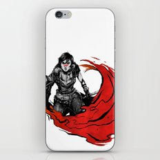 Hawke iPhone & iPod Skin