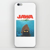 JAWA iPhone & iPod Skin