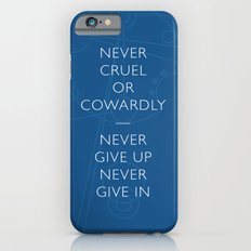 The Promise Slim Case iPhone 6s