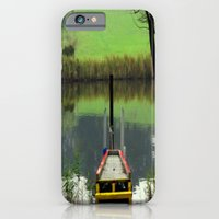 A Colourful Morning iPhone 6 Slim Case