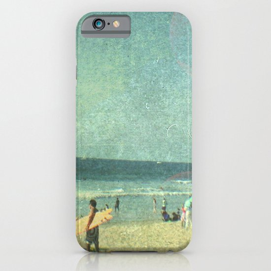 Surfer iPhone & iPod Case