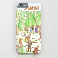 iPhone & iPod Case featuring Locals Only- Danville by Nate Twombly