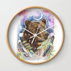 Ursa Wall Clock