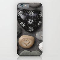 HEARTS AND STONES iPhone 6 Slim Case