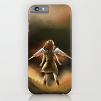 iPhone & iPod Case featuring Under the Great Old Tree by Lily Art