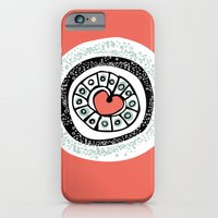 iPhone & iPod Case featuring Loveburst by Sarah Doherty