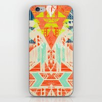 Nomad Dawn iPhone & iPod Skin