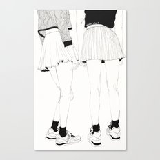 We Don't Talk About That Canvas Print