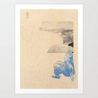 under 7 Art Print