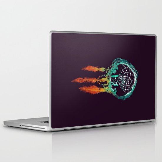 Dream Catcher (the rustic magic) Laptop & iPad Skin