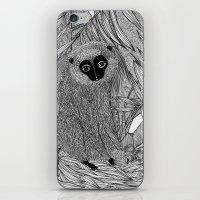 manki manki iPhone & iPod Skin