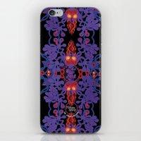 Delirium 2 iPhone & iPod Skin
