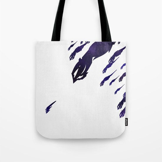 Mass Effect 3 (w/quote) Tote Bag