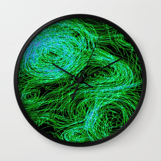 Experiment Wall Clock