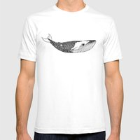 Patrick Mens Fitted Tee White SMALL