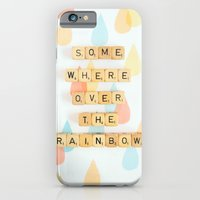 Somewhere Over The Rainbow iPhone 6 Slim Case