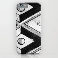 iPhone & iPod Case featuring  Tiling with pattern 2 by Lucie