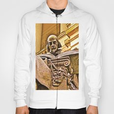 Shakespeare Hits the Books Hoody