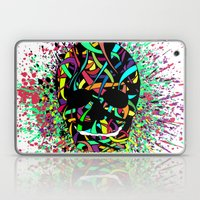 COLOUR SKULL  Laptop & iPad Skin
