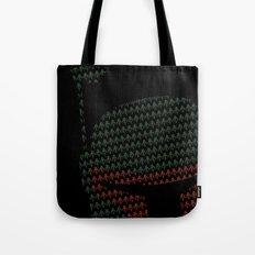 Peek-a-Boba Tote Bag