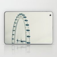 Round and round it goes Laptop & iPad Skin
