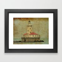 Old And Wise Light Framed Art Print