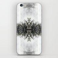 Frozen Tree iPhone & iPod Skin