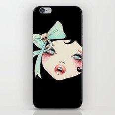 Black Sadness   iPhone & iPod Skin