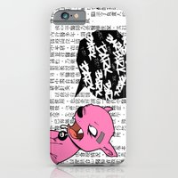 iPhone & iPod Case featuring No tears left... by Department M