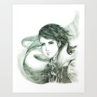 Larso Solidor Art Print