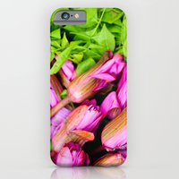 iPhone & iPod Case featuring Lotus Flowers by -en-light-art-