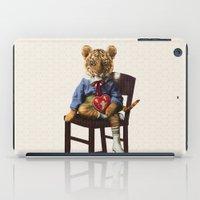 Tiny Tiger Valentine iPad Case