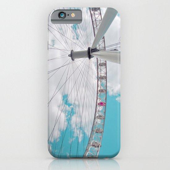 eye in the sky... iPhone & iPod Case