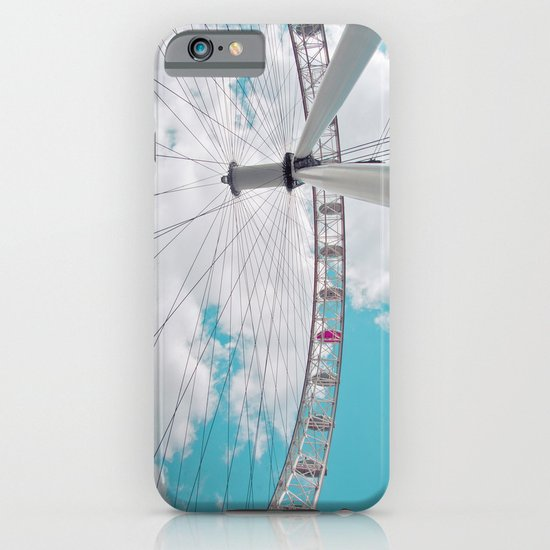 eye in the sky... iPhone & iPod Case