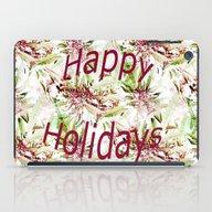 Happy Holidays To The St… iPad Case