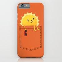 Pocketful of sunshine iPhone 6 Slim Case