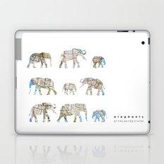 Elephants of the United States Laptop & iPad Skin