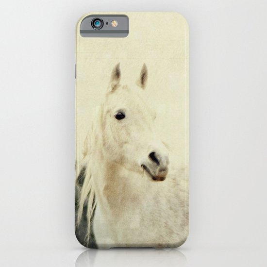 Lone Horse iPhone & iPod Case
