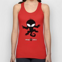 CHUPACABRAS - Red Edition Unisex Tank Top