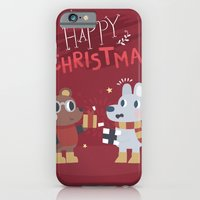 Happy Christmas Greeting… iPhone 6 Slim Case