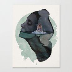 Maya Plisetskaya Swan Lake Canvas Print