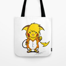 Enter Birdychu Tote Bag