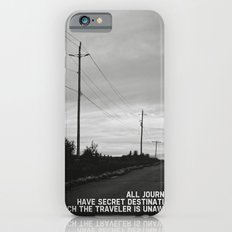 journey + destinations Slim Case iPhone 6s