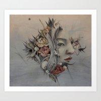 Nostalgia Series 2 : The Dusk Art Print