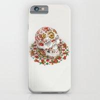 Dvina Skull iPhone 6 Slim Case