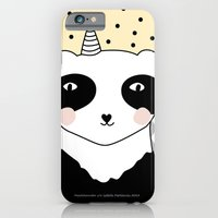 iPhone & iPod Case featuring Panda  by Maedchenwahn
