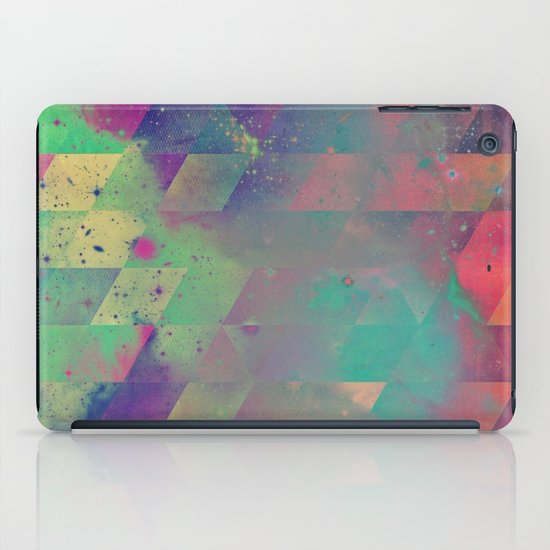 byby vy iPad Case