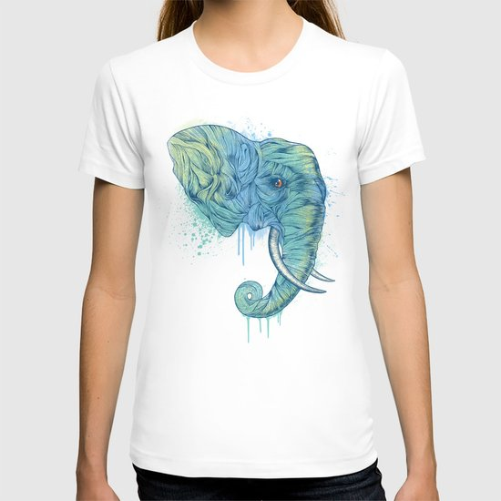 Elephant Portrait T-shirt