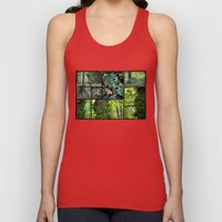 Forest Collage Unisex Tank Top